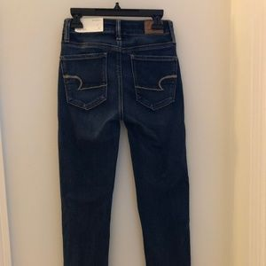 American Eagle Outfitters Jeans - *never worn* american eagle high rise jeggings